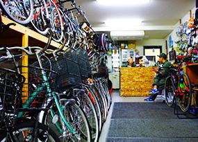 自転車部門